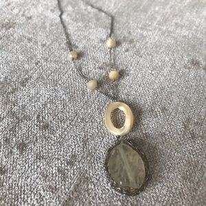 Dainty J.Jill pendant necklace